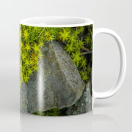The tiny green forest Coffee Mug