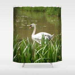 Serenity by Teresa Thompson Shower Curtain