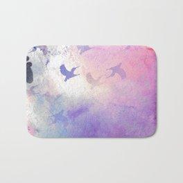 Hummingbird Heaven Bath Mat