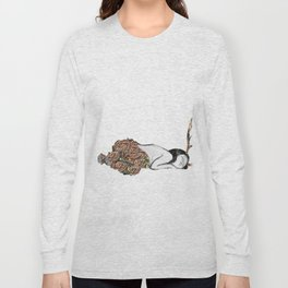 The Sleeping Centaur Long Sleeve T-shirt