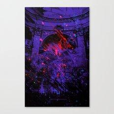 Mash 3 Canvas Print