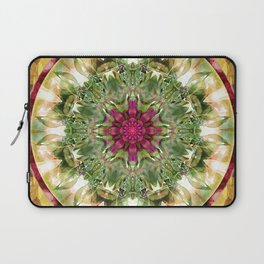 Mandalas from the Voice of Eternity 11 Laptop Sleeve