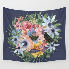 SPRING IV Wall Tapestry
