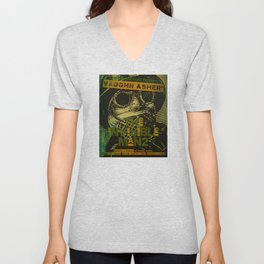 Official Invisible Man 2 Print Unisex V-Neck