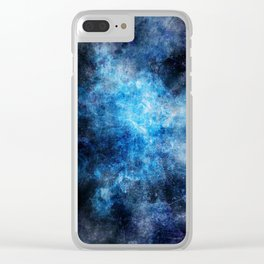 BlueCrush Clear iPhone Case