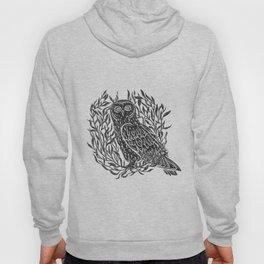 Magic Owl no1 Hoody