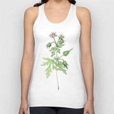 Flowers For Dad Unisex Tank Top