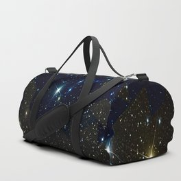 SPACE BACKGROUND Duffle Bag