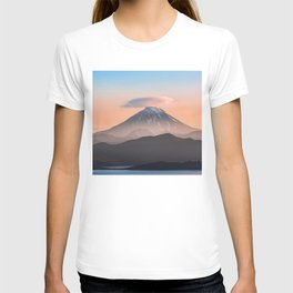 Vilyuchik volcano T-shirt
