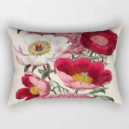 Flower garden Rectangular Pillow