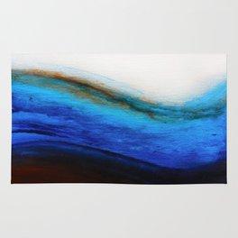 Drift - Original Abstract Art Rug