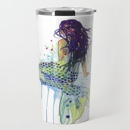 Mermaid Travel Mug