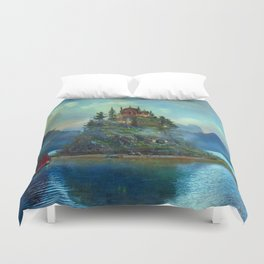 Journey's End Duvet Cover