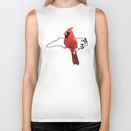 North Carolina – Northern Cardinal Biker Tank