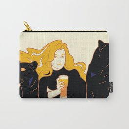 Panther Brews Carry-All Pouch