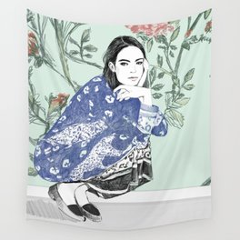 Take Me to LoveLand Wall Tapestry