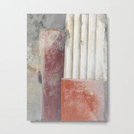 """""""I love Rome"""" (4) Series Metal Print"""