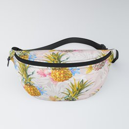 Love for pineapples Fanny Pack