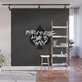 Lemmy Wall Mural