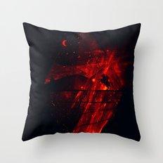 The Firestarter Throw Pillow