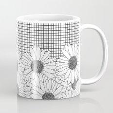 Daisy Grid Mug