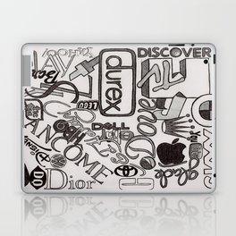 Logo Mania Laptop & iPad Skin