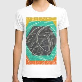 Junction - color hexagon T-shirt