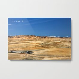 View from Aqueduct Vista Point Metal Print