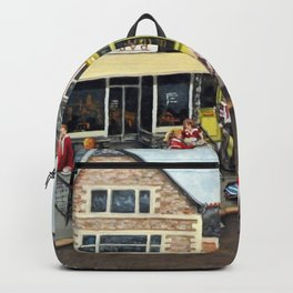 Cardiff Rugby Day Backpack