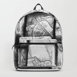 Cog Box Backpack