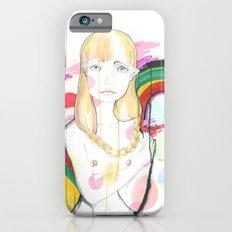 La fille de Siren iPhone 6s Slim Case