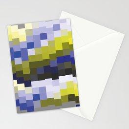 Deuteranopia I Stationery Cards