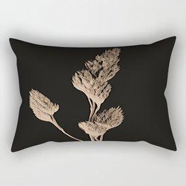 Daguerreotype grass Rectangular Pillow