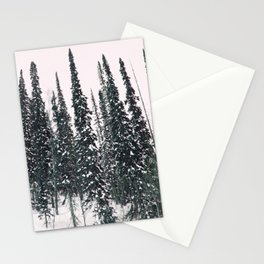 Winter day 11 Stationery Cards