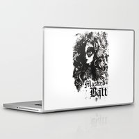 dragon ball Laptop & iPad Skins featuring BALL by TOO MANY GRAPHIX
