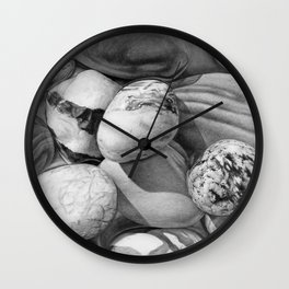 Rock Party Wall Clock