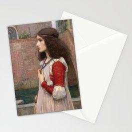 John William Waterhouse - Juliet Stationery Cards