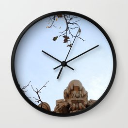 Leap Wall Clock
