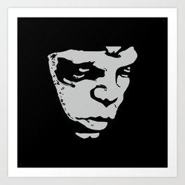 Paruyr Sevak portrait. Armenian poet  #society6 #tapestry #posters #artprint Art Print