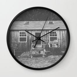 Short Stories Wall Clock