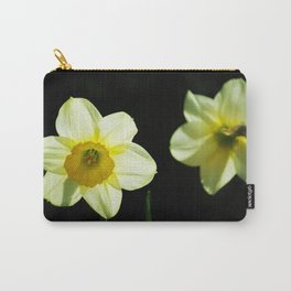 In The Garden We Do Not Speak Carry-All Pouch