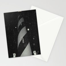Out of the Dark, a Welcome Light Stationery Cards