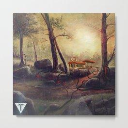 Trove EP w logo Metal Print