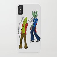 led zeppelin iPhone & iPod Cases featuring Led Zep by Pattavina
