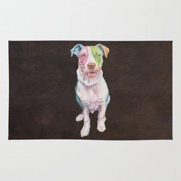 American Bull Terrier Rug