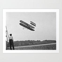 Wright Brothers Art Print