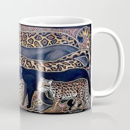 Big cats of Costa Rica Coffee Mug