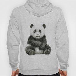 Panda Baby Watercolor Hoody