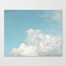 Summer Sky 3 Canvas Print