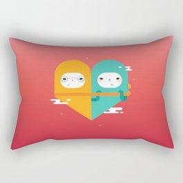 Afloat 2 Rectangular Pillow